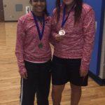 Polk and Alfaro Named Tournament MVP