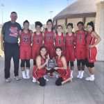 Sharkettes Win Tidehaven Tournament