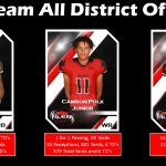 District 13-AAA Division I Football All District
