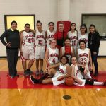 8th Grade Sand Sharkettes Win Tournament