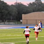 Sharkette Soccer - Rice and Columbia Tournament