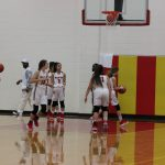 Sharkettes Bi-District Game vs. Coldspring