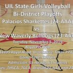 Bi-District Volleyball Game Information