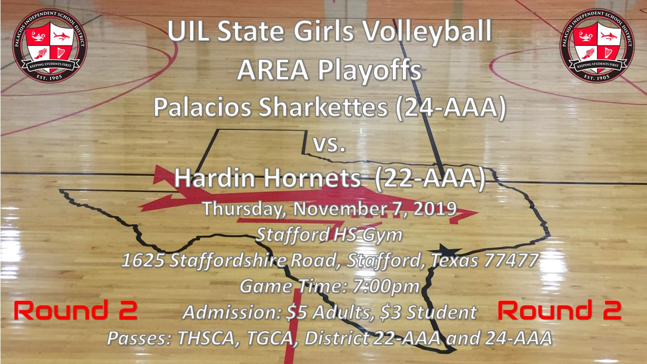 Area Volleyball Game Information