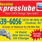 Xpress Lube – Central
