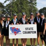 Girls Golf - State Championship