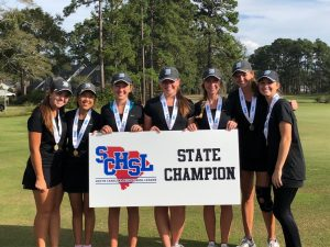 Girls Golf – State Championship