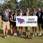 Girls Golf – State Champions!!!