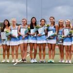 Girls Varsity Tennis beats Blue Ridge 7 – 0