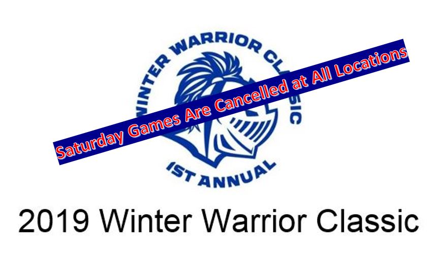 2019 Winter Warrior Classic