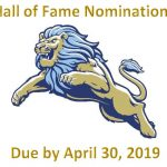 2019 Hall of Fame Nominations