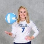 Volleyball Plays Greenville in Tri-Match