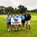 Aiden Tugman: Girls Golf wins state again