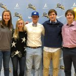 Fall Athlete Recognition