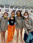 Girls Swim Team: State Meet Results
