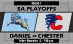 Daniel vs. Chester: Live Stream