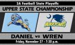 Upper State Championship: Live Stream