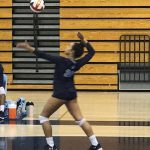 Girls Volleyball loses to Milton