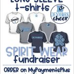 DHS Cheer Long Sleeve Shirt Fundraiser