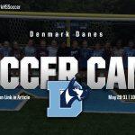 Denmark Danes Soccer Camp