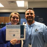 August Female Student-Athlete of the Month