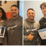 Athletes of the Month – October