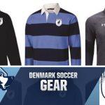 Denmark Soccer Spirit Wear