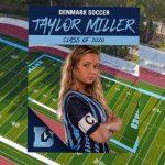 Senior Spotlight – Taylor Miller