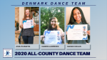 2020 All-County Dance Team