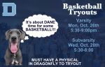 Basketball Tryout Info