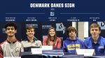 Denmark Signing Day