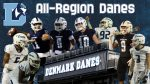 Danes Named to All-Region Teams