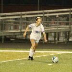 Girls Varsity Soccer Gallery vs Lambert