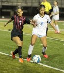 Girls Varsity Soccer falls to Lambert 1 – 0