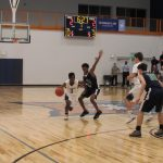 Boys High School Basketball falls to LEAD Academy 68 – 65 in Season Opener