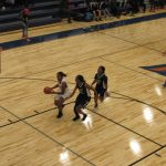 Girls High School Basketball comes up short against LEAD Academy 40 – 33