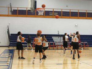 HS Girls/Boys Basketball vs. Lancaster Christian Academy (11/9/18)
