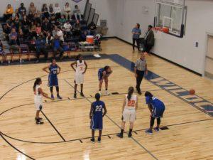HS Girls & Boys Basketball vs. Antioch (11-16-18)