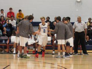 HS Girls & Boys Basketball vs. LEAD Academy (11-12-18)