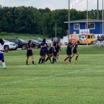 High School Girls Soccer Wins 2-1 over Hunters Lane High