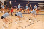 Valor Volleyball opens season, loses close one to District Rival Merrol Hyde