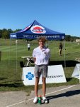 Cade O'Connell finishes 14th out of 62 golfers in the TSSAA State Championships