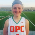 Coombs Scores 200th Career Goal in 13-7 Win Over St. Cloud Tech