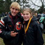 Thomas and Davis Qualify for State CC Meet