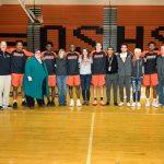 Osseo Boys Basketball Celebrates Teacher Appreciation Night