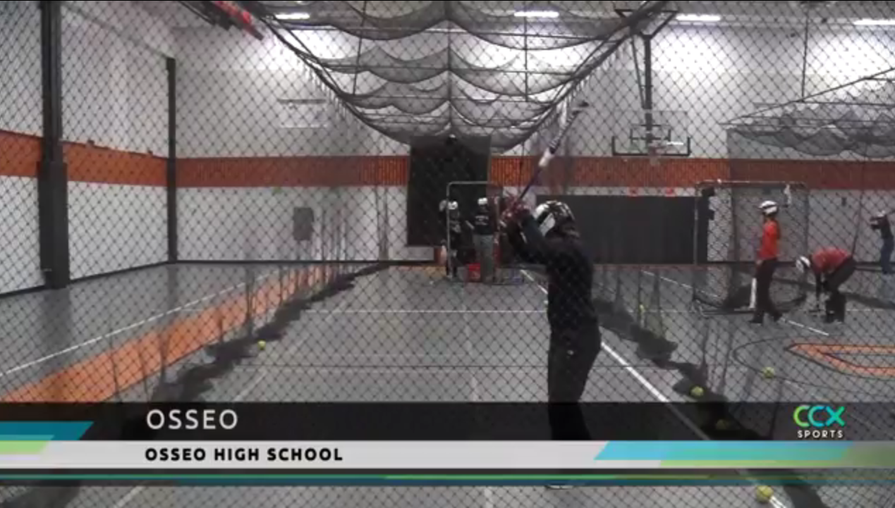 Young Osseo Softball Team Hopeful for New Season (CCX)