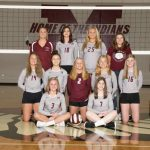 2019 JV Volleyball