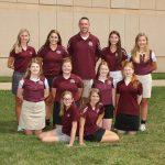 2019 Varsity Girls Golf