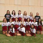 2019 Varsity Cheerleading