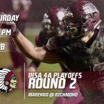 IHSA 4A Playoffs Round 2 Saturday
